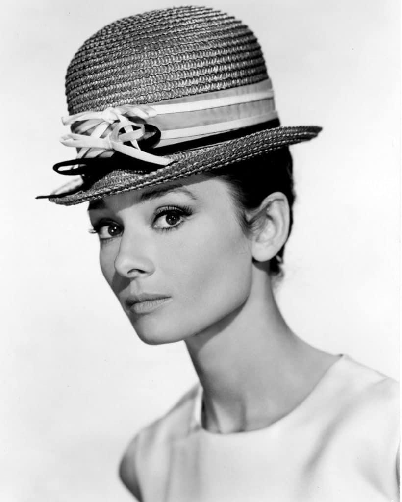 Audrey Hepburn actress. Ref:PHPS086416. Date:19.06.1963  COMPULSORY CREDIT: Uppa.co.uk