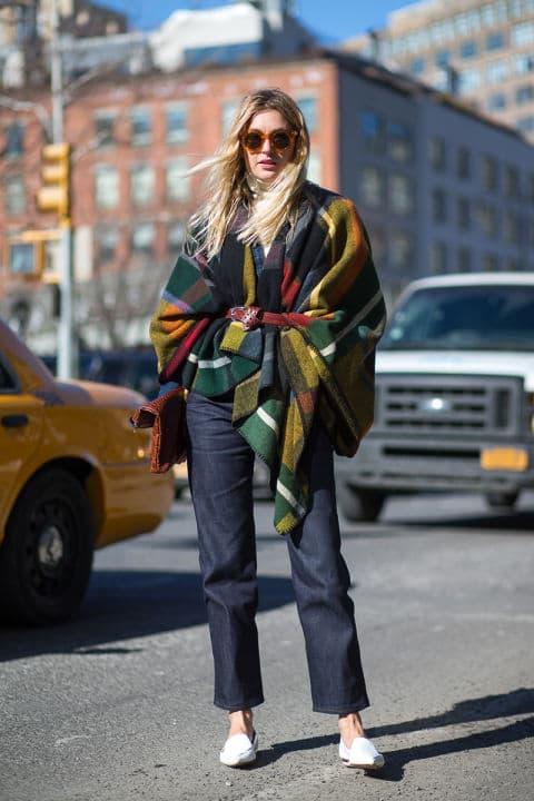 Streetstyle via Harper's Bazaar