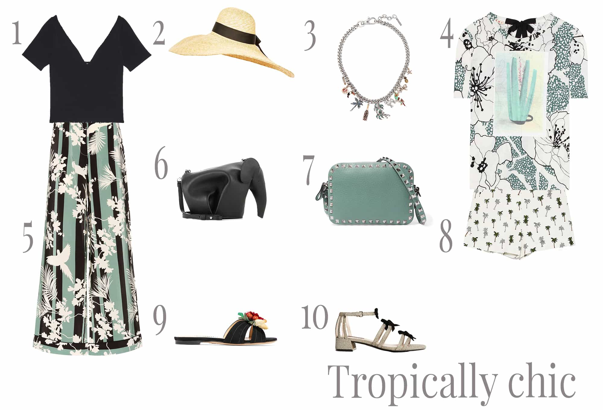 Trendy Tuesday – The Top Tropical Styles | Carmitive