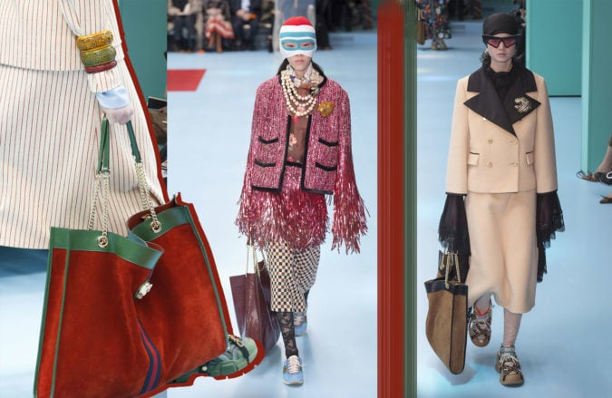 FW18, Fashion Week, Fashion Week Report, Fall/Winter 18, Fall Season, Fashion Inspiration, Style Inspiration, Style, XL Bag, Oversize