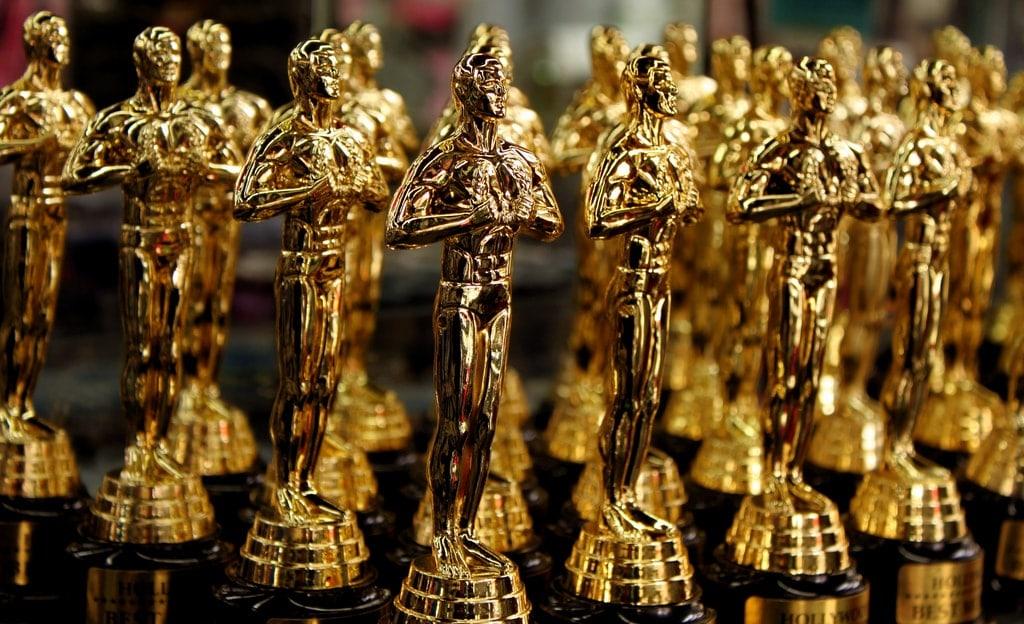 Oscars_2018, Oscars, Acadamy Award, Hollywood, Film, Movie, Actresses, Oscar Pokal, LA