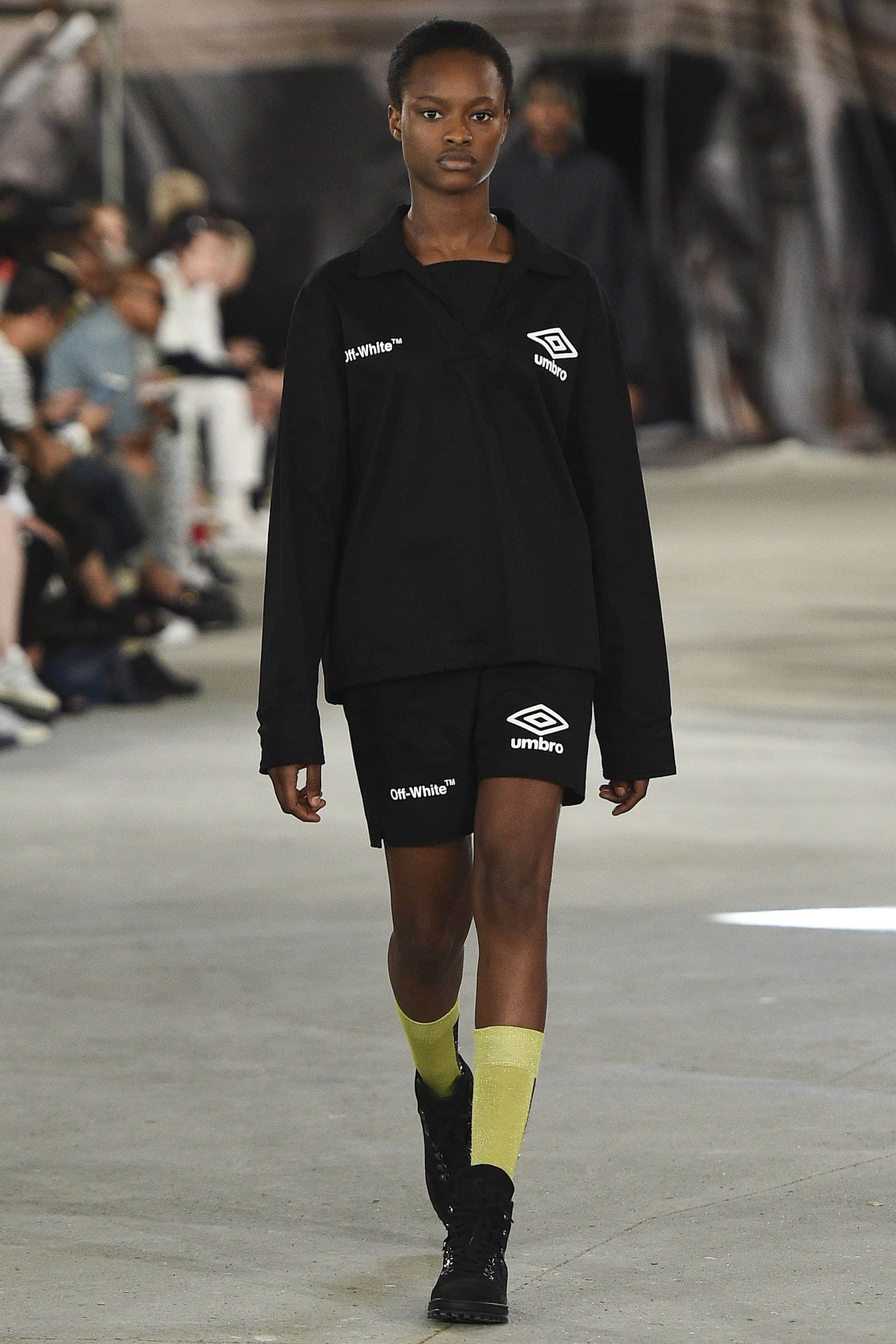 Moodboard, Style, Fashion, Fashion Inspiration, Fall Fashion, Spring Summer 2018, Styleboard, Rewardstyle,, Leinen, Trends, White, Neutrals, Catwalk, Runway, Revivals, Classics, Trend, Trend Update, Off-White, Umbro, Virgil Abloh