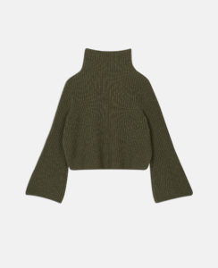 Stella McCartney – Oversized Turtleneck Jumper
