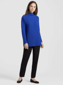 Eileen Fisher - Turtleneck Sweater