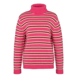 Shrimps - Faye Pink Jumper