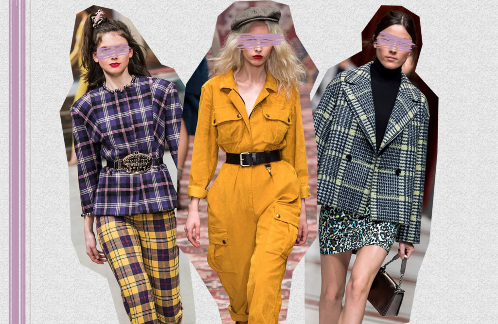 The 4 key trends from Berlin Fashion Week Fall/Winter 2019/20.