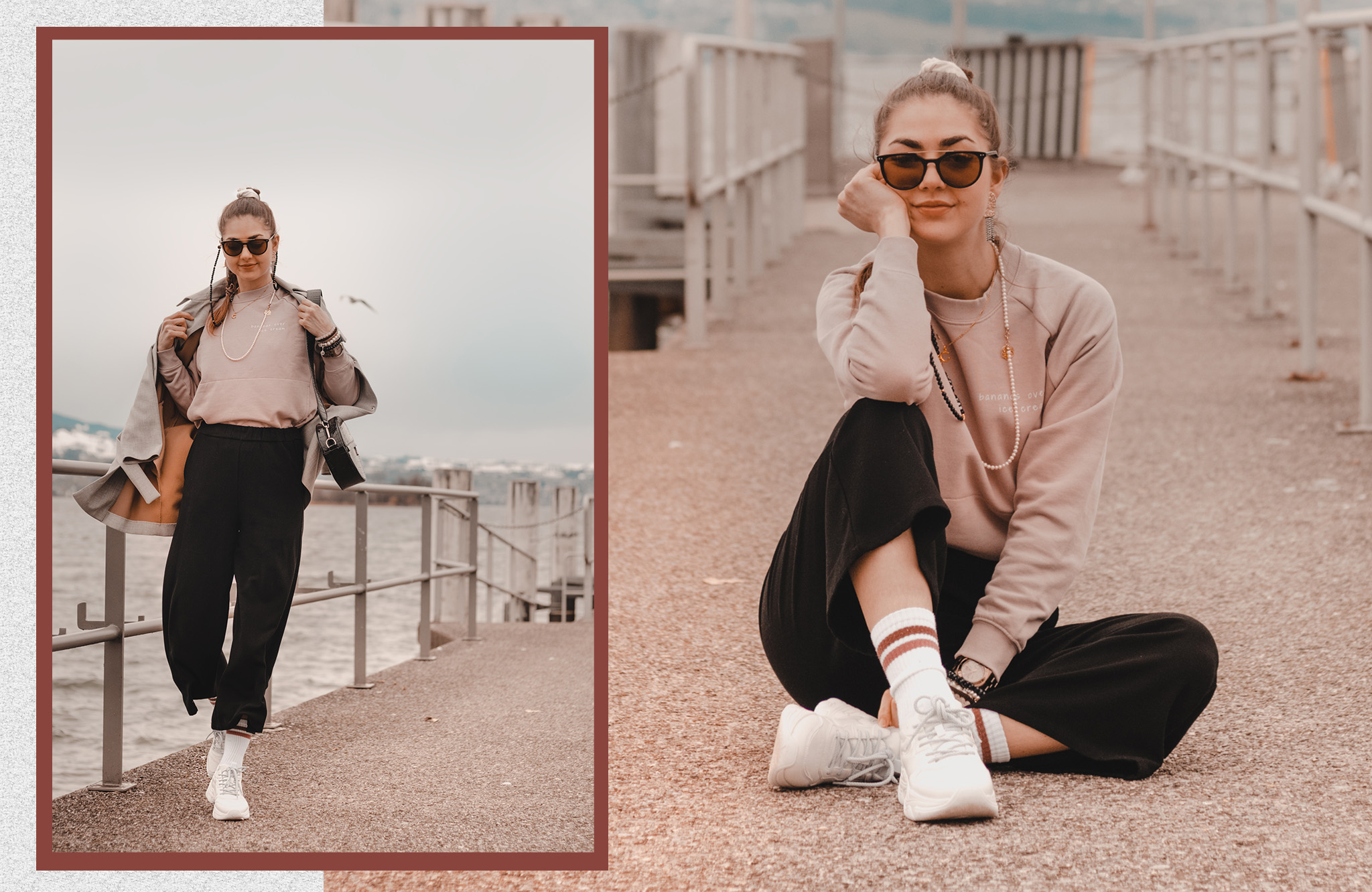 Why these sneakers are the perfect investment right now. #trending #fashion #sneakers #outfit #style #womensfashion #shoes