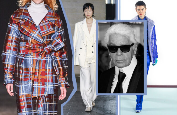 Trending, highlights, fashion week, milan fashion week, london fashion week, mfw, lfw, fashion, mode, mode für frauen, womenswear, ready-to-wear